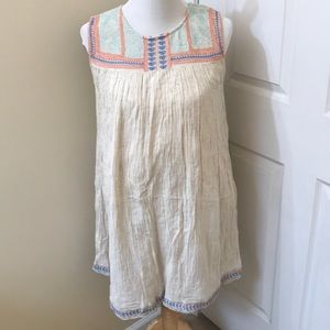 World Market Boho Dress | Large